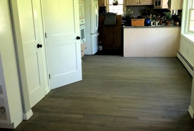 sand and stain gray color
